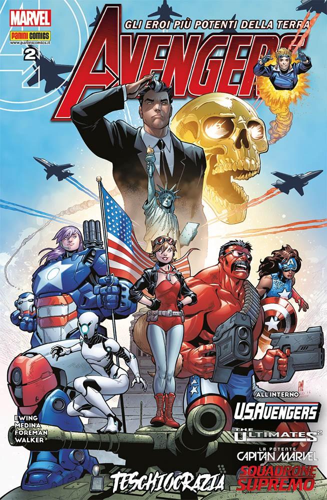 Avengers n. 77