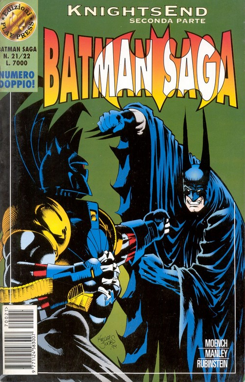Batman Saga #21/22