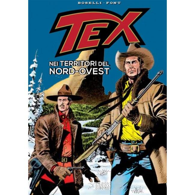 Tex nei territori del Nordovest
