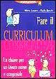 Fare il curriculum