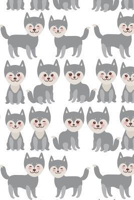 Husky Dog Kawaii Jou...