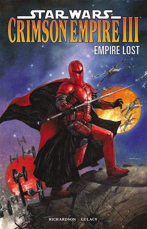 Star Wars, Crimson Empire III: Empire Lost