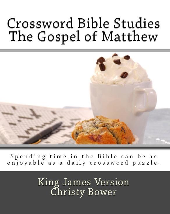 Crossword Bible Studies: The Gospel of Matthew