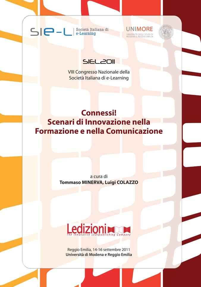 Connessi! Scenari di Innovazione nella Formazione e nella Comunicazione