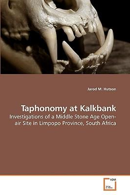 Taphonomy at Kalkbank