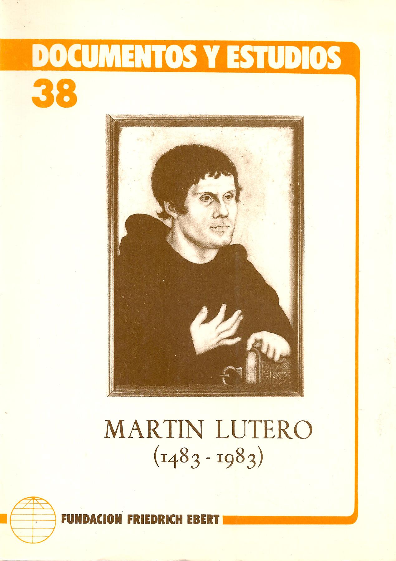 Martín Lutero, 1483-1983