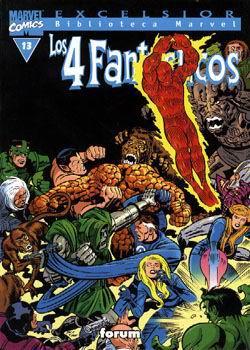 Biblioteca Marvel: Los 4 Fantásticos #13 (de 32)