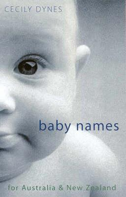 Great Australian and New Zealand Book of Baby Names