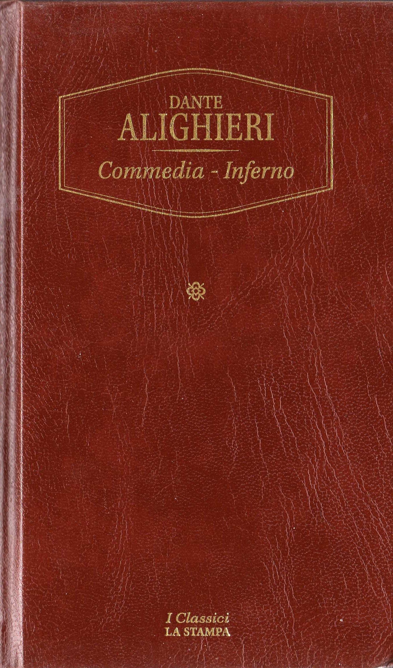 Commedia - Inferno