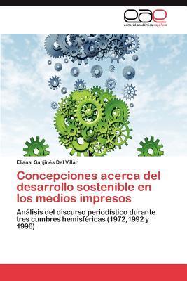 Concepciones acerca del desarrollo sostenible en los medios impresos