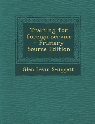Training for Foreign Service