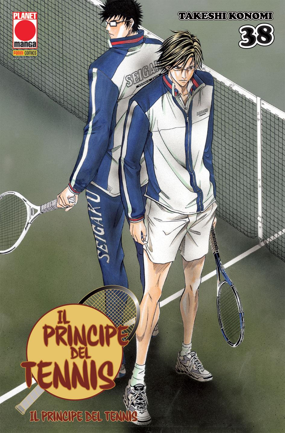 Il principe del tennis vol. 38