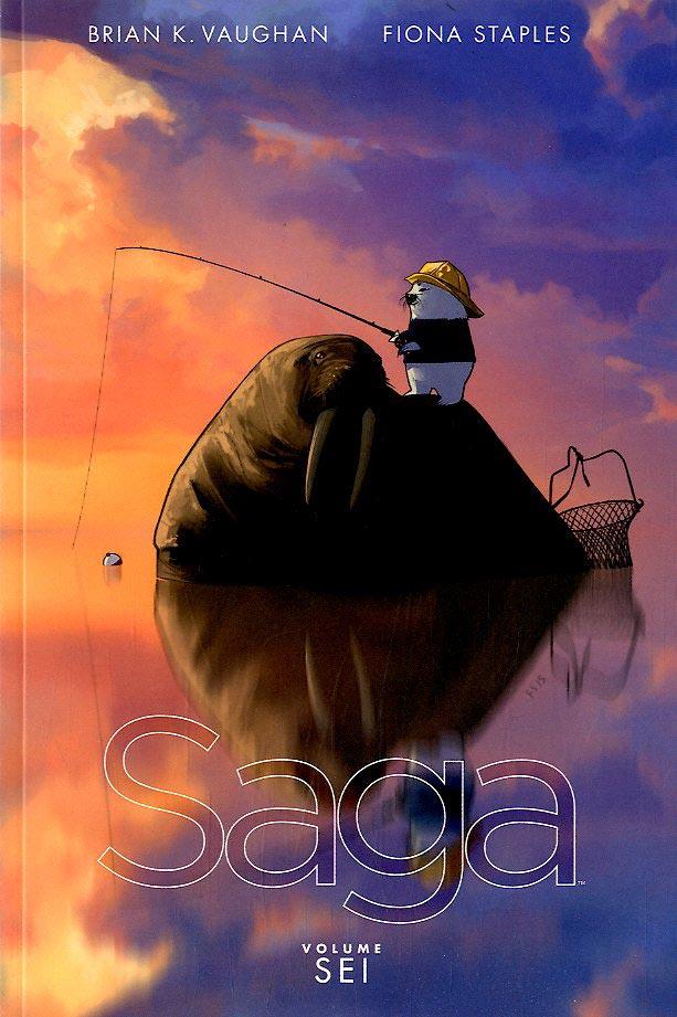Saga vol. 6 - Varian...