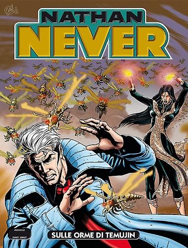 Nathan Never n. 276