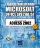 Access 2002 MOUS