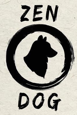 Zen Dog Malamute Yoga Journal