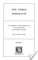 New World Immigrants
