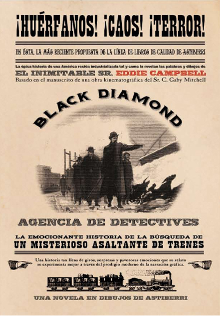 La agencia de detectives Black Diamond