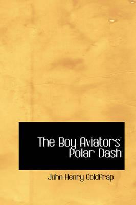 The Boy Aviators' Po...