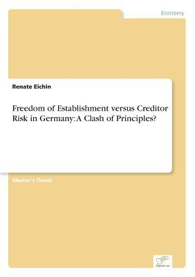 Freedom of Establishment versus Creditor Risk in Germany
