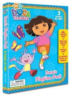 Dora's Playtime Pack