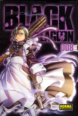 Black Lagoon #8 (de ...
