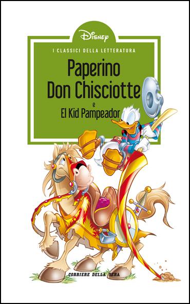 Paperino Don Chisciotte - El Kid Pampeador
