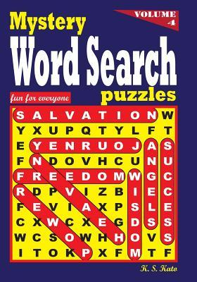 Mystery Word Search Puzzles