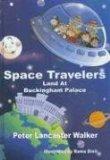 Space Travelers Land At Buckingham Palace