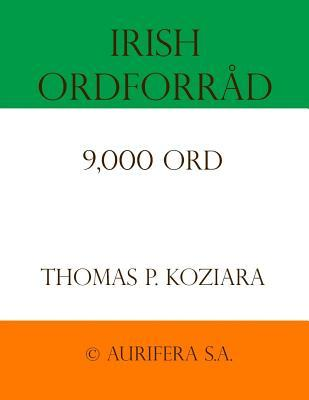 Irish Ordforrad