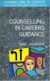 Counselling Careers Guidance