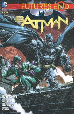 Futures End - Batman...