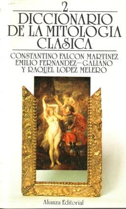 Diccionario de La Mitologia Clasica 2