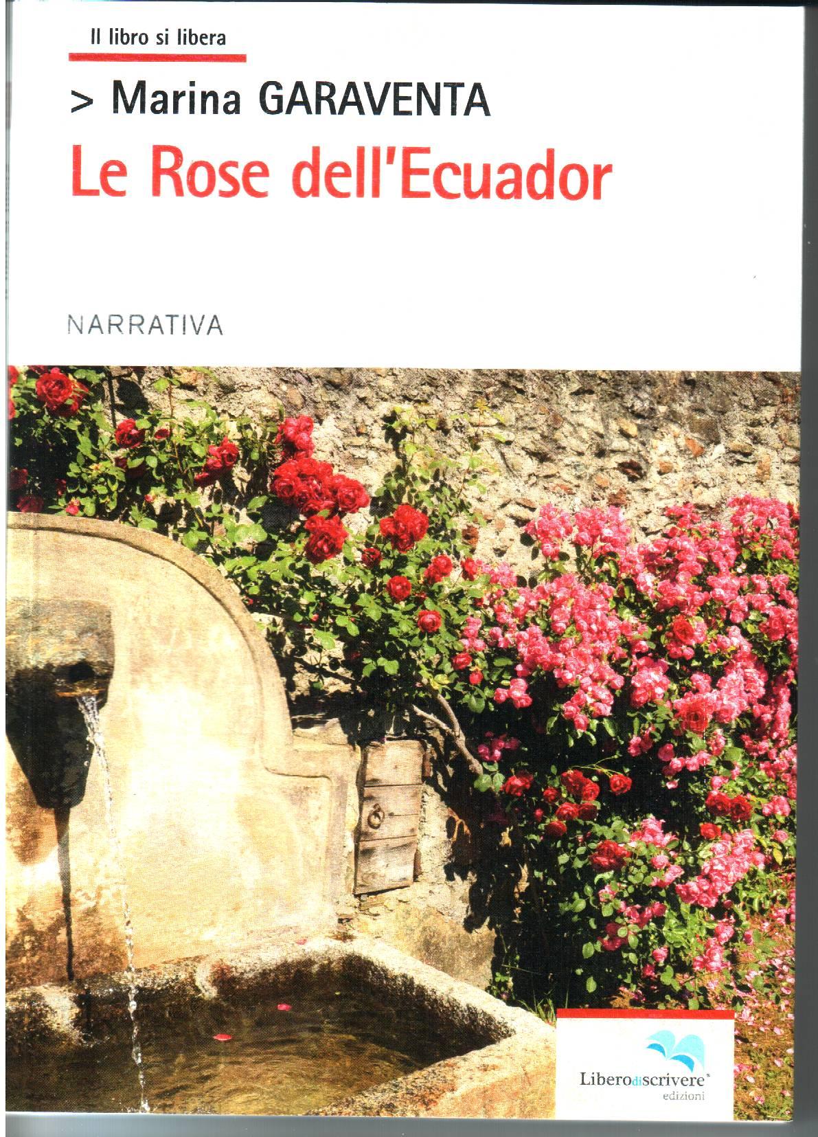 Le rose dell'Ecuador