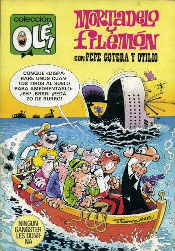 Mortadelo y Filemón: Ningún gangster les domina