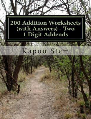 200 Addition Workshe...