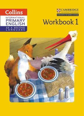 International Primary English as a Second Language Workbook Stage 1 (Collins Cambridge International Primary English as a Second Language)