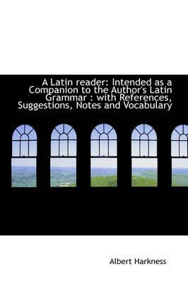 A Latin Reader