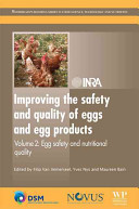 Improving the Safety and Quality of Eggs and Egg Products: Volume 2