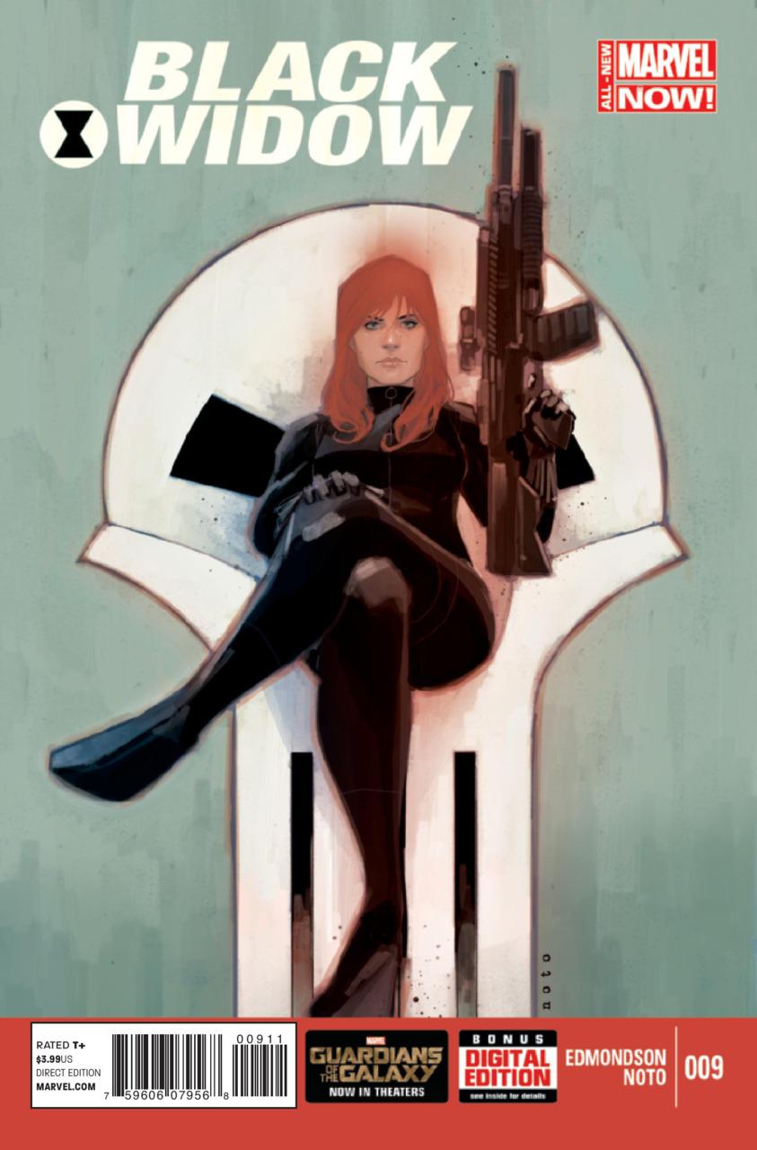 Black Widow Vol.5 #9