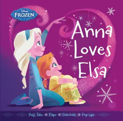 Frozen. Anna loves Elsa