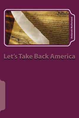 Let's Take Back America