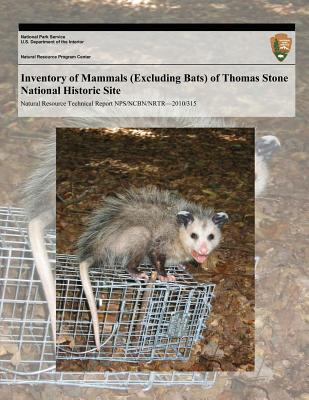 Inventory of Mammals Excluding Bats of Thomas Stone National Historic Site