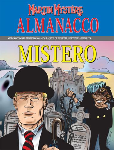 Martin Mystère: Almanacco del mistero 2005
