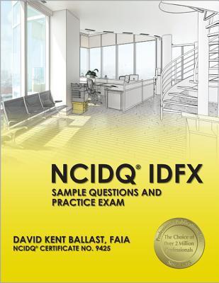 NCIDQ IDFX