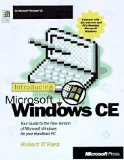 Introducing Microsoft Windows Ce for the Handheld PC