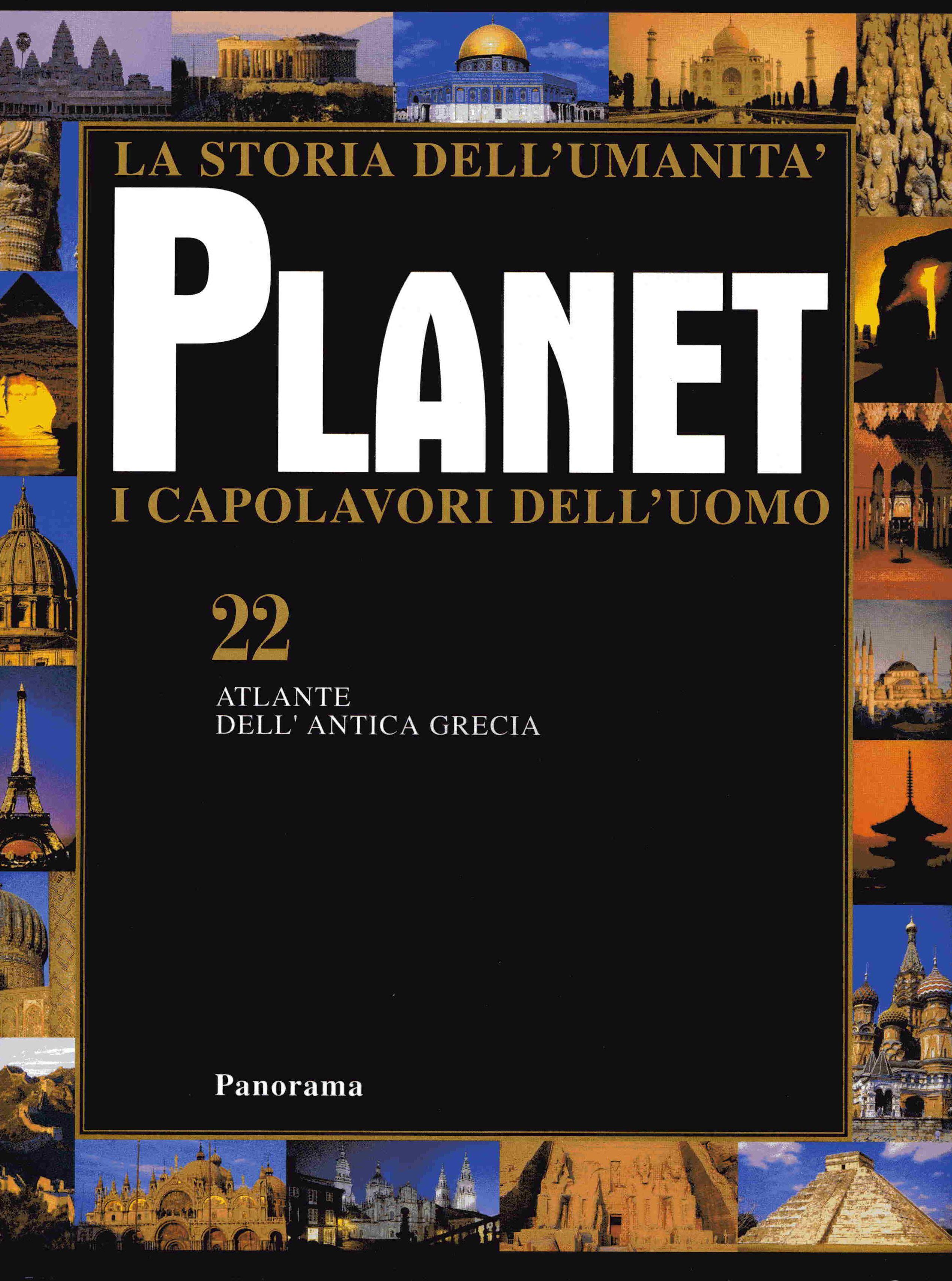 Planet. I capolavori dell'uomo vol. 22
