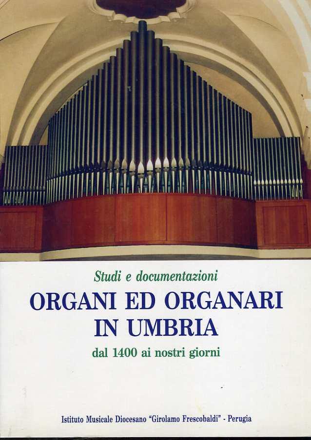 Organi e organari in...