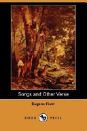 Songs and Other Verse (Dodo Press)