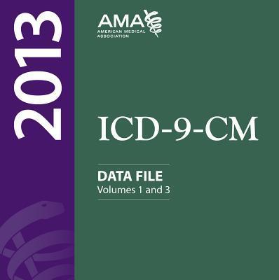 ICD-9-CM 2013 Data Files, Single User